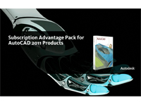 Subscription Advantage Pack for AutoCAD 2011