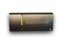 Autodesk Product Design Suite Premium 2012 поставляются на USB-носителе