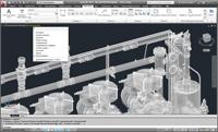 Интерфейс AutoCAD 2012