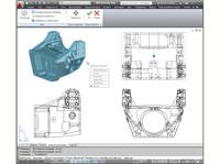 Автоматическое создание ассоциативных чертежей на листах из 3D-модели
