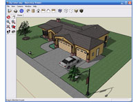 Google SketchUp Viewer