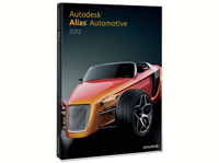 Autodesk Alias Automotive 2012