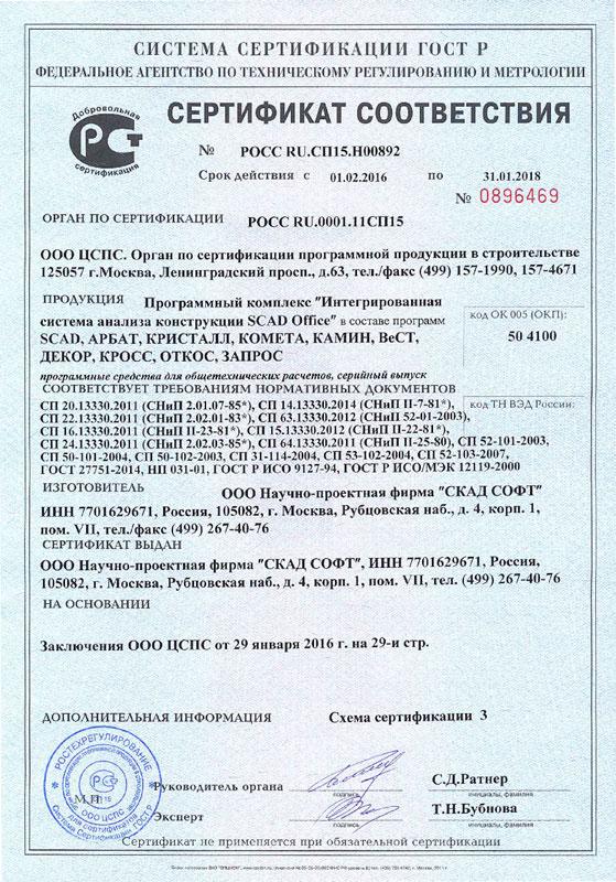 Сертификация прочностных расчетов сертификация продуктов интернет-магазинов