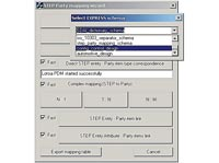 STEP Interface for Lotsia Enterprise Edition