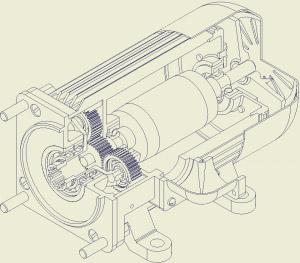 MechaniCS - Проектирование зубчатых зацеплений